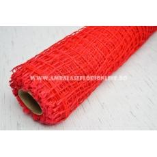 Red de yute rojo