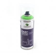 Spray de color verde primavera