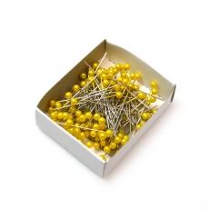 Agujas 5.5mm x 5.5cm 144pcs amarillo