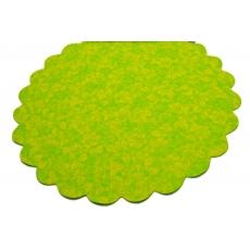 Celofán Modelo FLW Verde con Amarillo