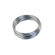 Alambre de Aluminio 2mm x 5m Plateado