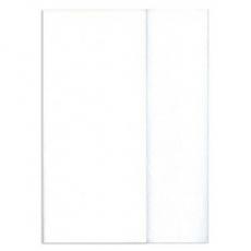 Papel crepé blanco-blanco sucio Gloria Doublette, código 3300