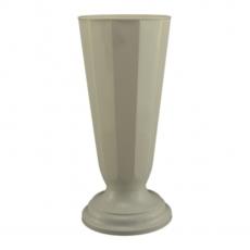 Florero de suelo 16x38 cm blanco