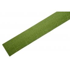 Papel Crepe Florístico - Verde Oliva - cód.622