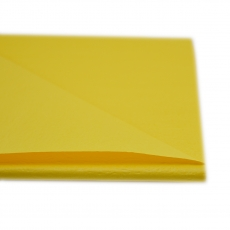 Papel encerado amarillo 20 hojas