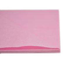 Papel encerado rosa 20 hojas