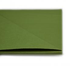 Papel encerado verde caqui 20 hojas