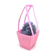 Conjunto de 10 piezas Bolsa polipropileno rosa